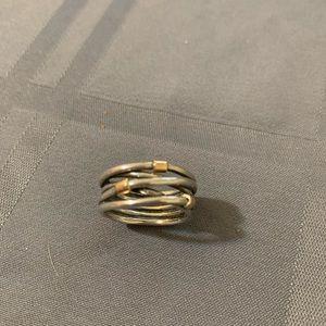 Pandora Rope Ring Size 9